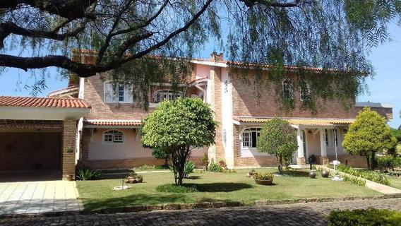 Casa Residencial À Venda, Condomínio Fechado Portal Da Concórdia - Alto Padrão, Cabreúva. - Ca1217