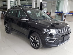 Jeep Compass 2.0 Longitude Flex Aut. 5p 2018 / 2019 0km