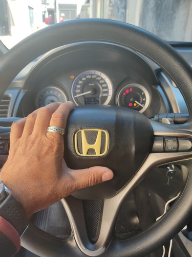 Honda City 2013 1.5 Lx Flex Aut. 4p