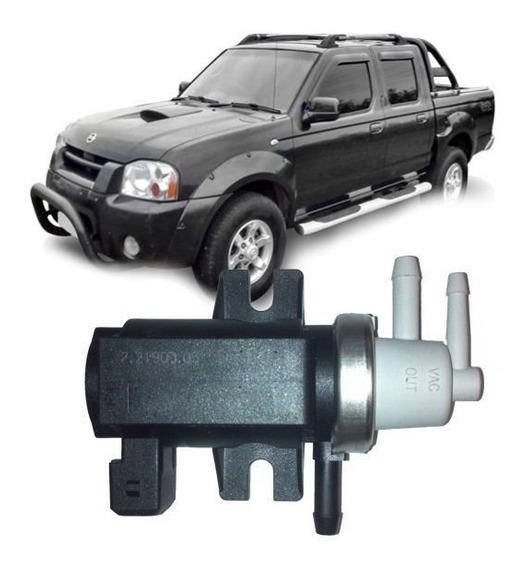 Valvula Moduladora Vacuo Turbina Frontier Mwm 2.8 Diesel