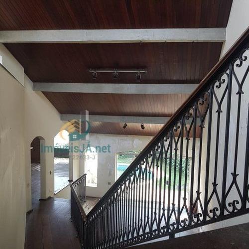 Imagem 1 de 21 de Casa Alto Padrão Para Alugar Em Barueri/sp - 705