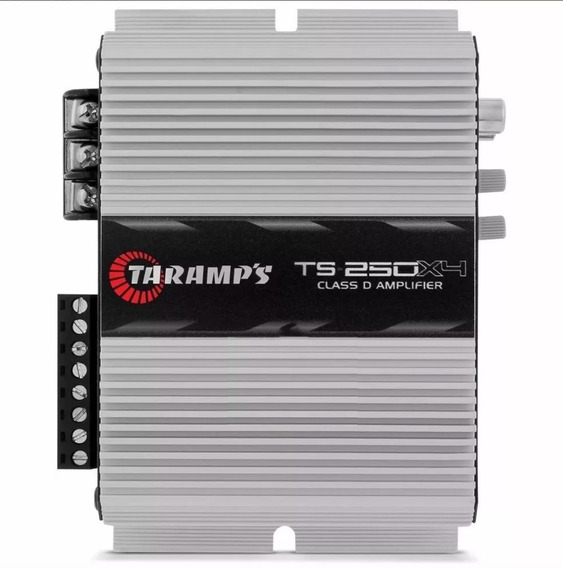 Potencia Taramps Para Auto Ts250x2 300w Rms 2 Canales
