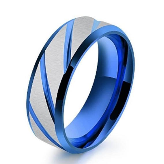 30 Pcs Anéis Aço Aço Polimento Noivado Promessa Casamento Ba