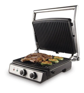 Parrilla Eléctrica Plegable 1500w Smartlife Sl-grd0021 Grill