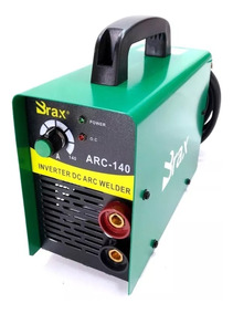 Maquina De Solda Inversora 140 Amperes 220v Brax