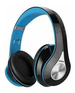 Blue(mpow) - Mpow Bluetooth Auriculares Auricular Plega-8135