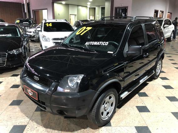 Ford Ecosport 2.0 Xls 16v Gasolina 4p Automático 2007 2007
