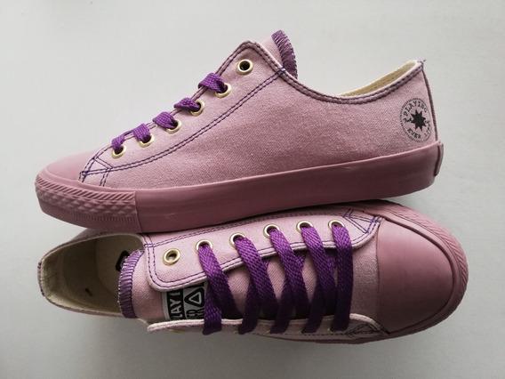 Sneakers Choclo Moda Dama