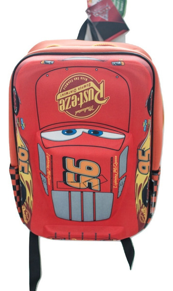 Mochila Cars Jardin Disney Original