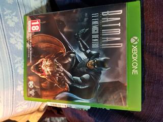 Batman El Enemigo Dentro Juego Fisico Xbox One