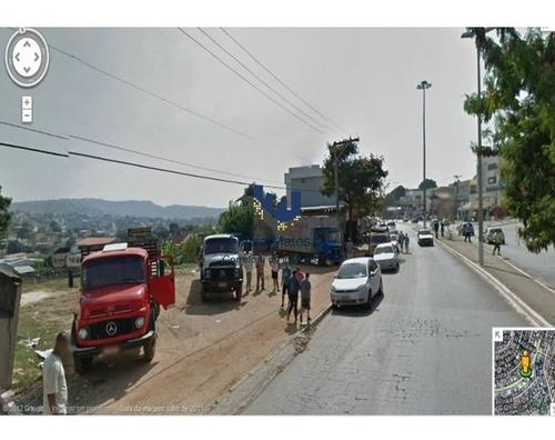 Area Comercial Para Comprar No São Benedito Em Santa Luzia/mg - 256