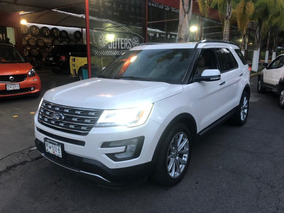 Ford Explorer 3.5 Limited At 2017