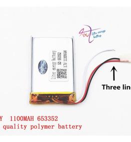 Bateria Gps Tomtom Tom Tom Go 530 Live 630 Sem Conector!!!!