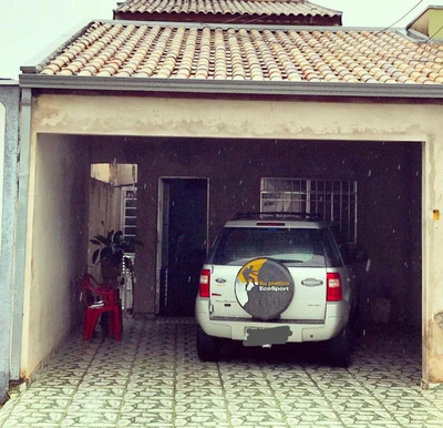 Casa Em Loteamento Residencial Santa Gertrudes, Valinhos/sp De 125m² 3 Quartos À Venda Por R$ 500.000,00 - Ca220758
