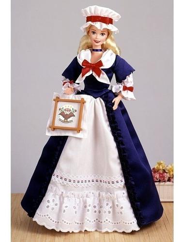 Imagem 1 de 6 de Barbie Colonial Special Edition American Stories 1994 80 90