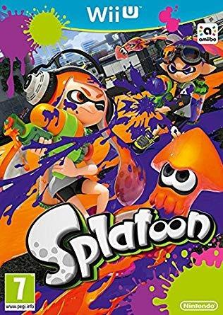 Juego Nintendo Wii U Splatton Original
