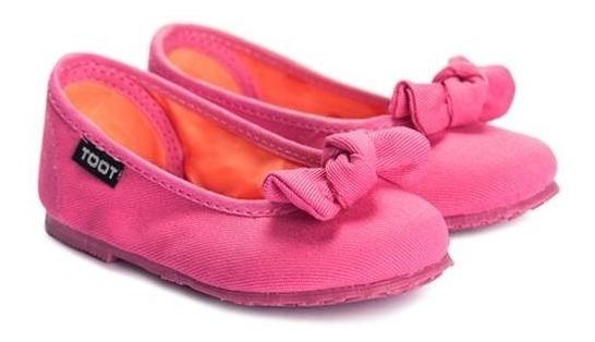 Chatitas Ballerinas Zapatos De Niña Teens 34/38 Tita