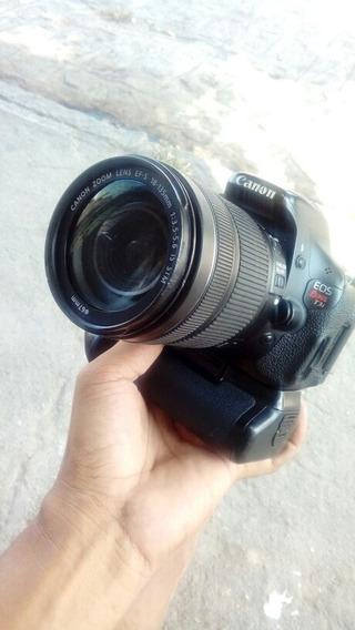 Camera Canon T3i Com Lente 18x135