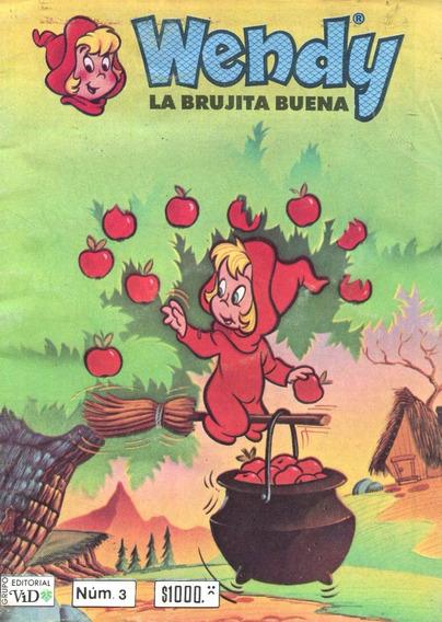 Wendy, La Brujita Buena. Cómic Vid De 1991