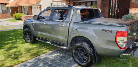 Ford Ranger Limited 3.2 Año 2013 250.000 Kms
