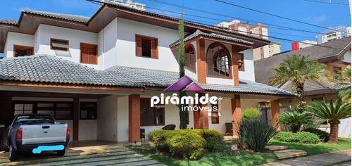 Casa Com 4 Suítes À Venda, 427 M² Por R$ 2.500.000 - Jardim Aquarius - São José Dos Campos/sp - Ca6156