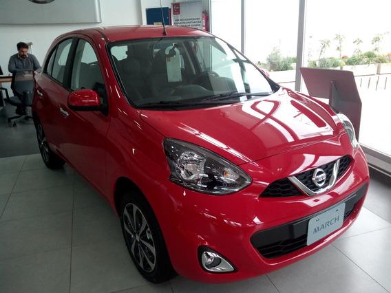 Plan De Ahorro Nissan March Active 1.6 107cv 2020 0km