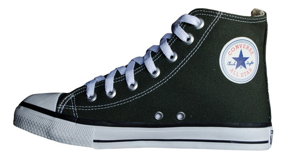 Tênis Converse All Star Ct Cano Alto Cores Colors