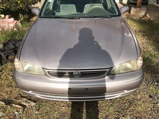Toyota Corolla 1998. Repuestos Villa..solo Por Partes