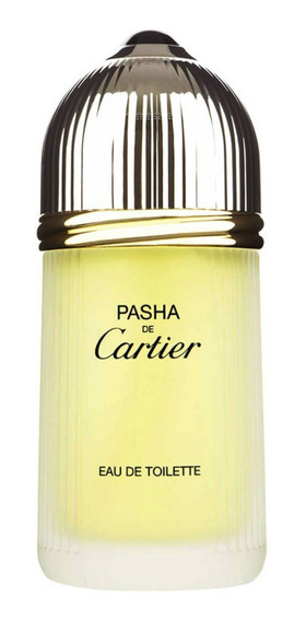 Pasha De Cartier Eau De Toilette - Perfume Masculino 50ml