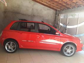 Stilo 2011 Vermelho Com Teto Solar
