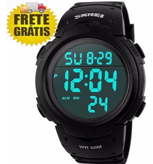 Relógio Masculino Esportivo Skmei 1068 Original Frete Grátis