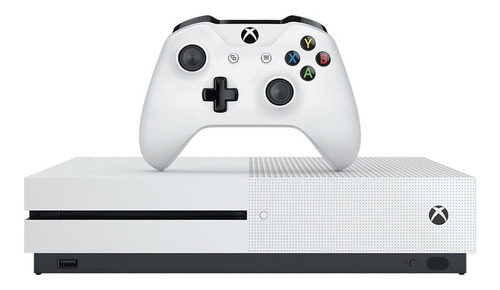 Microsoft Xbox One S 500GB Standard color  blanco