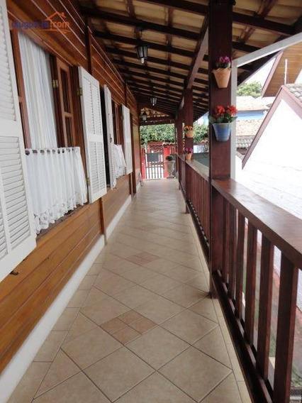 Sobrado Com 4 Dormitórios À Venda, 380 M² Por R$ 670.000,00 - Jardim Das Indústrias - São José Dos Campos/sp - So0748