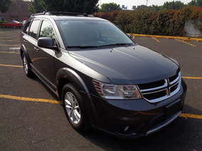 Dodge Journey 2.4 Sxt 7 Pasajeros Plus Mt 2014