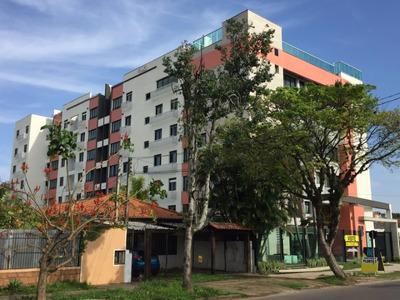 Apartamento Em Camaquã Com 2 Dormitórios - Lu25788