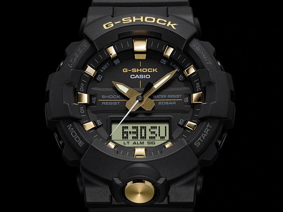 Relogio Masculino G-shock Ga-810b-1a9dr - Casio - Original