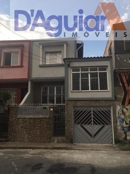 Lindo Sobrado Na Vila Maria Alta Com 2 Dormitorios E 1 Vaga De Garagem - Dg2281