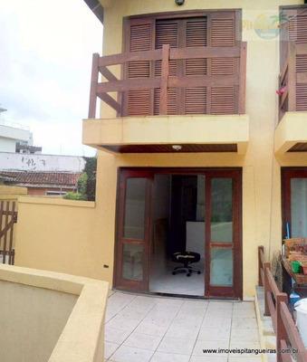 Praia Do Tombo - Casa Assobradada Em Condomínio. - Ca0065