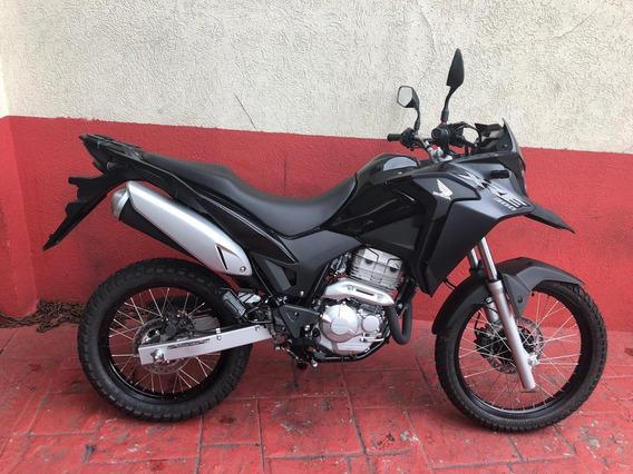 Honda Xre 300 2020 Abs Preta