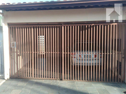 Casa Residencial À Venda, Vila Didi, Jundiaí - Ca0530. - Ca0530