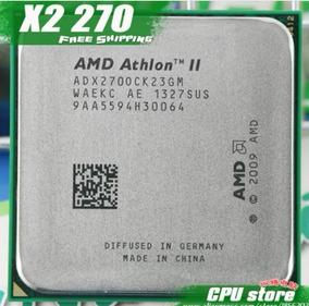 Athlon Ii 2 X2 270 3.4ghz / Am3 Dual Core Garantia