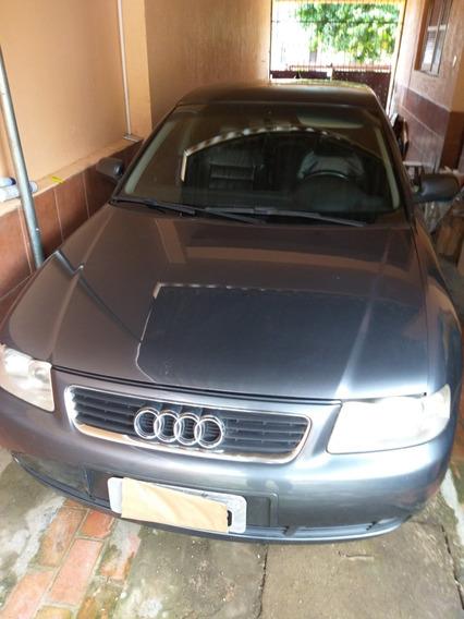 Audi A3 1.8 5p Mec Asp Gas Cinza Esc Ano/mod 05/06 Ipva 19pg
