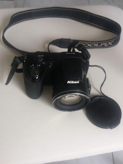 Câmera Digital Coolpix Nikon