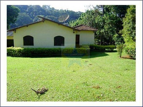 Chácara Residencial À Venda, Jardim Estância Brasil, Atibaia - Ch0081. - Ch0081