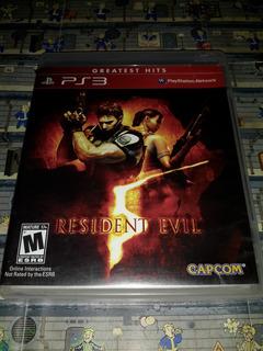 Resident Evil 5 Ps3 Venta O Cambio.