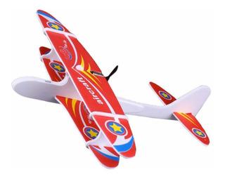 Juguete Avión Planeador Con Motor Incluido