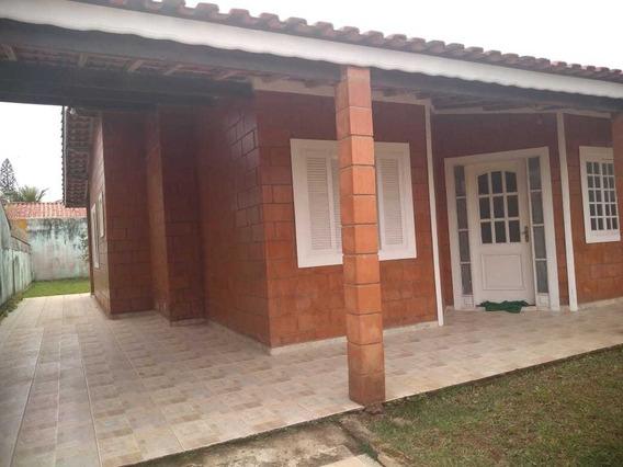 Excelente Casa No Balneário Tupy, Itanhaém, 30 Mts Do Mar