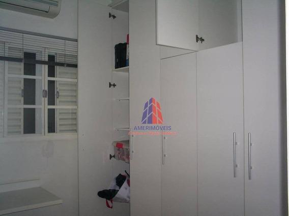 Sobrado Com 3 Dormitórios À Venda, 107 M² Por R$ 650.000,00 - Cariobinha - Americana/sp - So0133