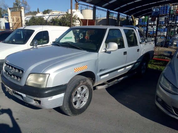 Chevrolet S10 2.8 4x4 Dc Dlx 2003