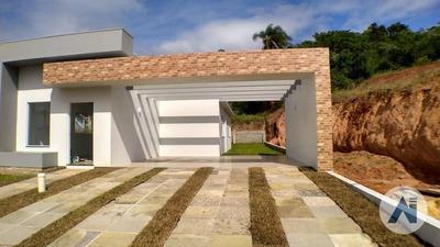 Casa Com 2 Dormitórios À Venda, 100 M² Por R$ 370.000 - Jardim Bühler - Ivoti/rs - Ca2608